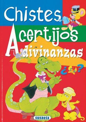 CHISTES, ACERTIJOS Y ADIVINANZAS - L�PEZ RAM�N, JUAN