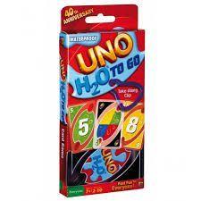 JUEGO UNO H20 TO GO