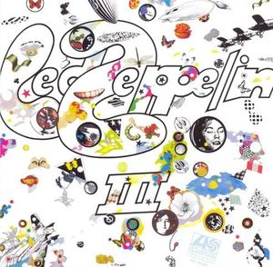 LED ZEPPELIN III (DISCO VINILO)