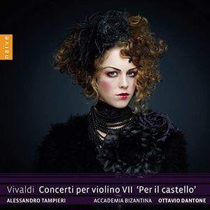 CD VIVALDI CONCERTI PER VIOLINO VII
