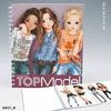 CREATE YOUR TOP MODEL CUADERNO TOP MODEL COLLECTION