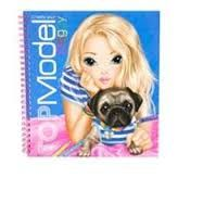 CREATE YOUR TOP MODEL DOGGY COLOUR TOPMODEL