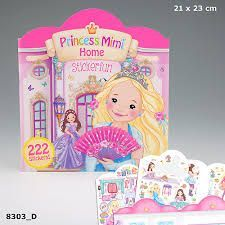 PRINCESS MIMI'S SWEET HOME