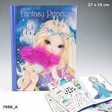 CREATE YOUR FANTASY PRINCESS TOPMODEL