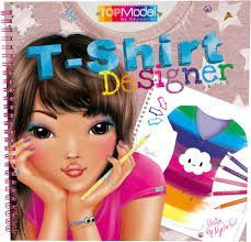 T-SHIRT DESIGNER TOP MODEL