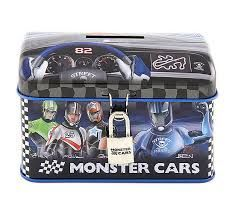 HUCHA MONSTER CARS