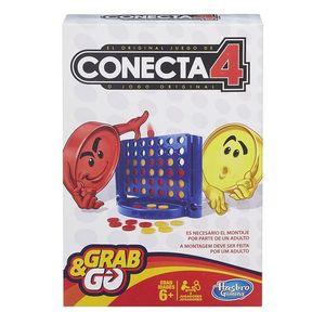 JUEGO DE MESA CONECTA 4 VIAJE