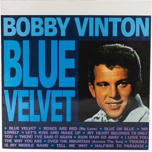 BLUE VELVET (DISCO VINILO)