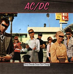 DIRTY DEEDS DONE DIRT CHEAP (DISCO VINILO)