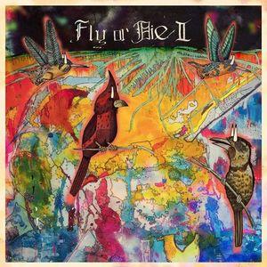CD FLY OR DIE II. BIRDS DOGS OF PARADISE