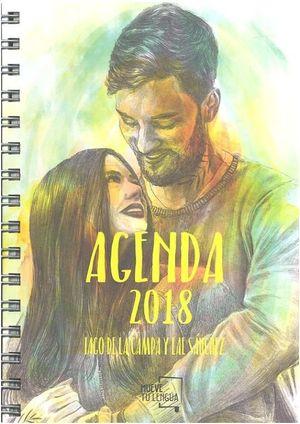 AGENDA 2018 - IAGO DE LA CAMPA & LAE SÁNCHEZ
