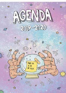 AGENDA 2019-2020 MARIA UVE
