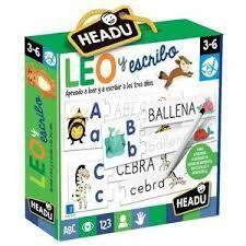 JUEGO HEADU READ & WRITE LEO Y ESCRIBO 3-6 AÑOS