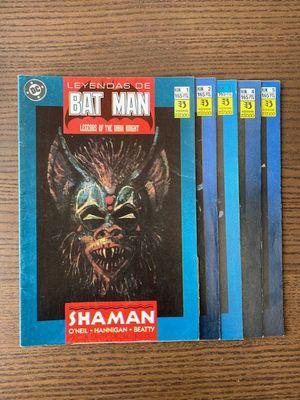 LEYENDAS DE BATMAN SHAMAN