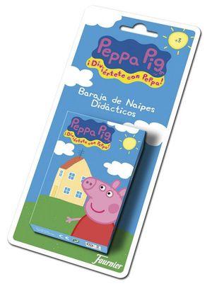JUEGO DE CARTAS PEPPA PIG
