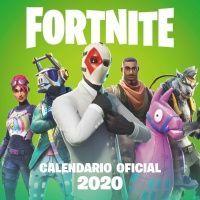CALENDARIO OFICIAL 2020 FORTNITE