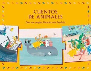 CUENTOS DE ANIMALES. CREA TUS PROPIAS HISTORIAS BESTIALES. PUZZLE