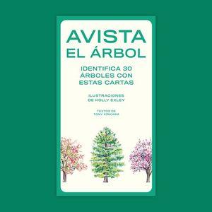 AVISTA EL ARBOL: IDENTIFICA 30 ARBOLES CON ESTAS CARTAS