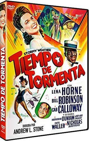 DVD TIEMPO DE TORMENTA