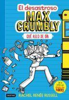 PACK EL DESASTROSO MAX CRUMBLY 1 + BOLI: QUE ASCO DE DIA