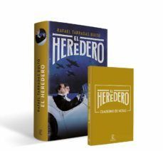 EL HEREDERO + LIBRETA (LA RUTA)