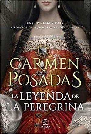 PACK LA LEYENDA DE LA PEREGRINA + LIBRETA JOYAS REALEZA