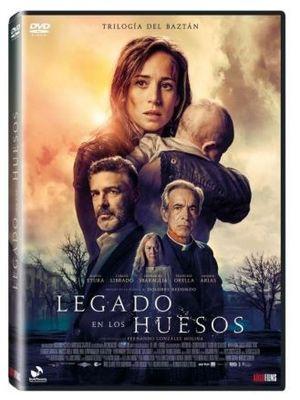DVD LEGADO EN LOS HUESOS