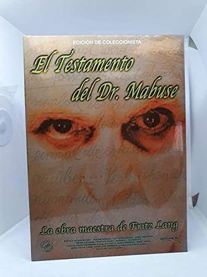 DVD EL TESTAMENTO DEL DR. MABUSE