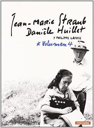 DVD COFRE JEAN-MARIE STRAUB / DANIELE HUILLET. VOLUMEN 4
