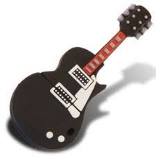 PEN DRIVE GUITARRA ELECTRICA 8GB