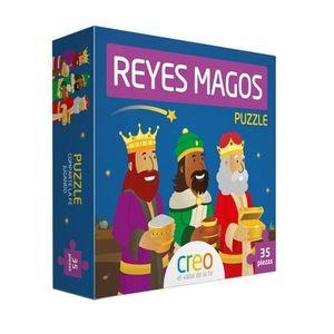 PUZZLE REYES MAGOS 35 PIEZAS
