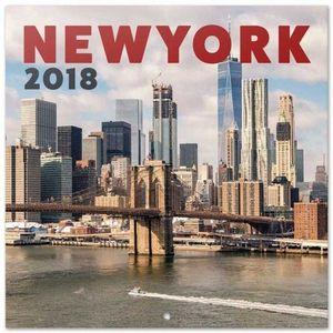 NEW YORK CALENDARIO 2018