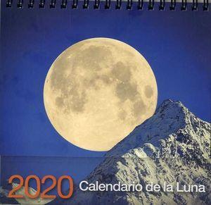 CALENDARIO DE LA LUNA 2020