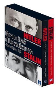 GRANDES DICTADORES DEL S.XX: HITLER Y STALIN