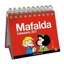 CALENDARIO MAFALDA 2017