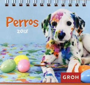 MINICALENDARIO GROH 2018 PERROS