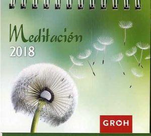MINICALENDARIO GROH 2018 MEDITACION