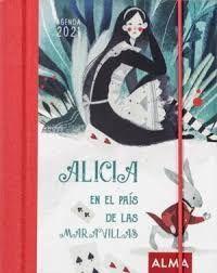 2021 AGENDA ALICIA EN EL PAÍS DE LAS MARAVILLAS