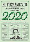 CALENDARIO PARED ZARAGOZANO 2020