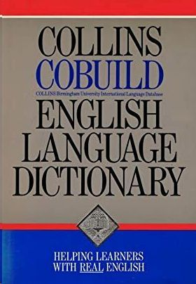 COLLINS COBUILD ENGLISH LANGUAGE DICTIONARY