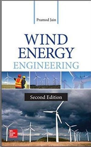 WIND ENERGY ENGINEERING, SECOND EDITION