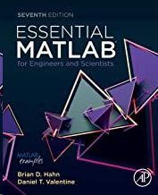 ESSENTIAL MATLAB FOR ENGINEERS AND SCIENTISTS 7ªED