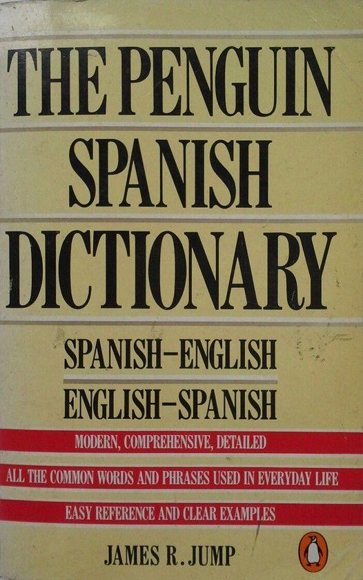 THE PENGUIN SPANISH DICTIONARY