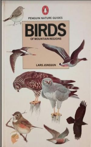 BIRDS OF MOUNTAIN REGIONS