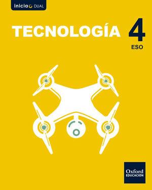 INICIA DUAL TECNOLOGÍA 4.º ESO. LIBRO DE ALUMNO