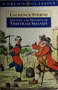 TRISTAM SHANDY, THE LIFE AND OPINIONS OF
