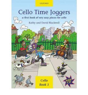 CELLO TIME JOGGERS +CD