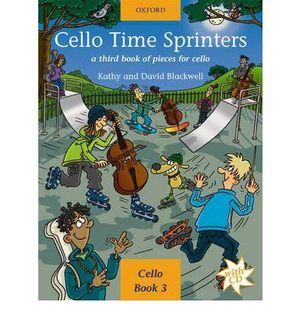 CELLO TIME SPRINTERS +CD (IMPORTACION)