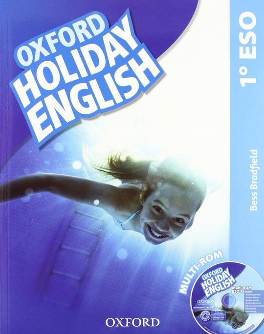 HOLIDAY ENGLISH 1.º ESO. STUDENT'S PACK 3RD EDITION