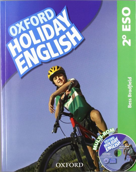 HOLIDAY ENGLISH 2.º ESO. STUDENT'S PACK 3RD EDITION